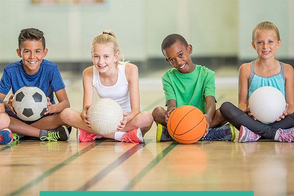 A Importância Esportes na escola